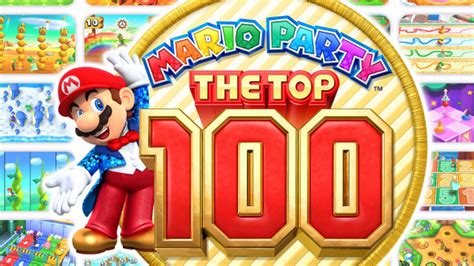 Mario Party: The Top 100 Packs the Best Mini-Games Into