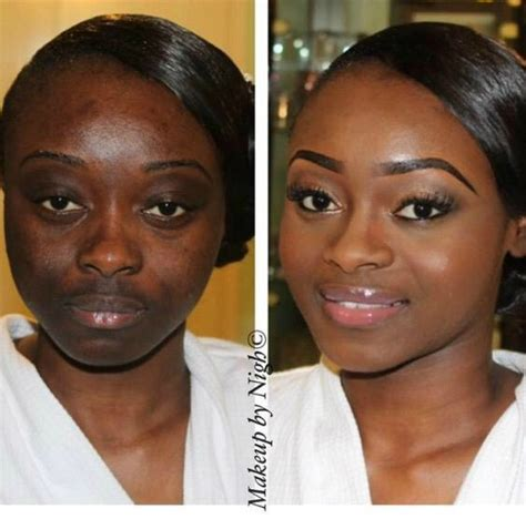 Photos: See How Nigerian Makeup Artists Transformed Their