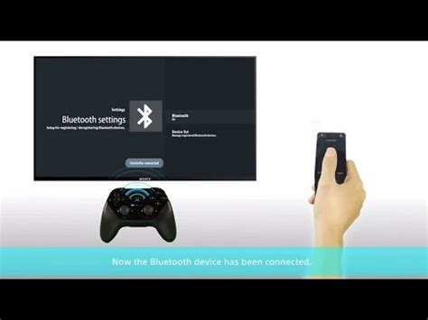 Sony BRAVIA - How to connect to Bluetooth devices - YouTube