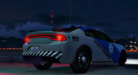 2015 dodge charger   state trooper [livery] - Textures