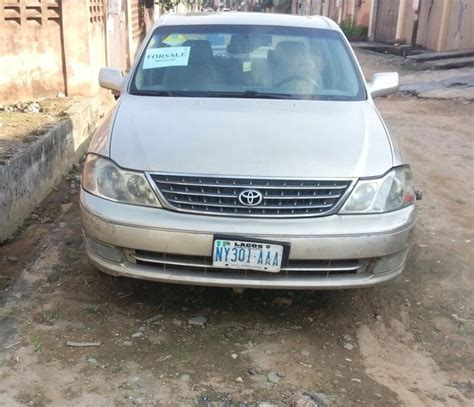 Toyota Avalon 2004/05 Xls Clean Used