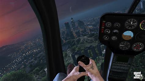 'Grand Theft Auto V' in first person is absolutely nuts
