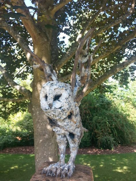 The Muminator: Sculpture Trail at RHS Wisley
