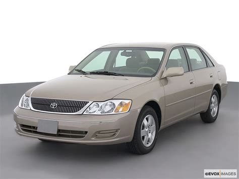 2002 Toyota Avalon | Read Owner and Expert Reviews, Prices