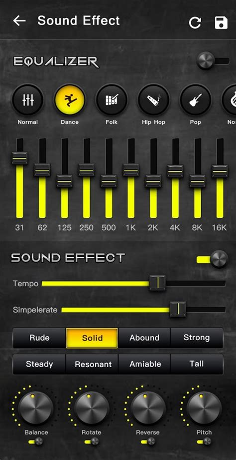 Music Player - Audio Player With Best Sound Effect 1