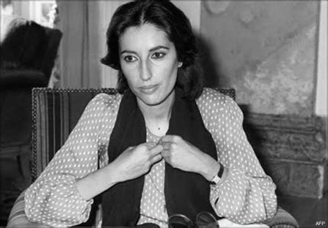First female Muslim Prime Minister Benazir Bhutto's 64th