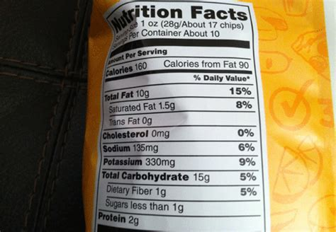 Is there any nutritional value in potato chips? - Quora