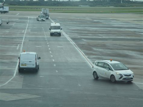 Airside Vehicles at Manchester Airport | Ant (ac_1076