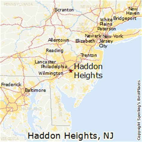 Best Places to Live in Haddon Heights, New Jersey