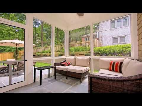 17 Great Small Porch Design Ideas - Style Motivation