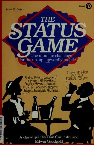 The status game (1986 edition)   Open Library