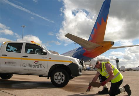 Galliford Try lands £54m Manchester Airport project