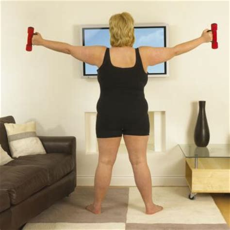 Do Arm Circles Work to Help You Lose Arm Fat? | Chron