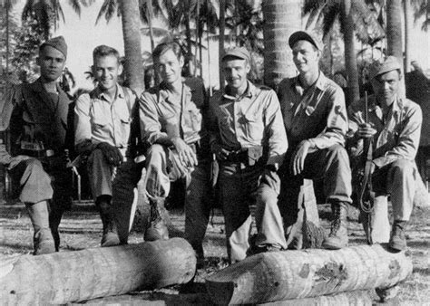 Americans and Filipinos Who Fought With the FilipinoGuerrillas