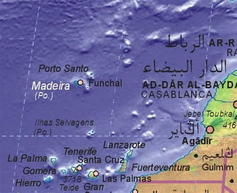 Madeira climate: average weather, temperature