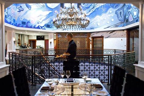 Restaurant Review: At Orama, in Edgewater, a Feast for the