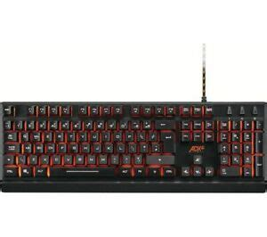 ADX Firefight K01 Gaming Keyboard - Currys