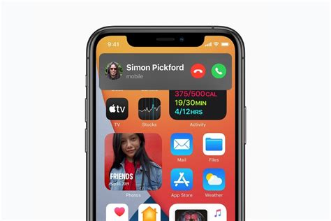 Apple rolling out iOS 14