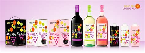 Tickle Mom's Fancy with Beso Del Sol Sangria this Holiday