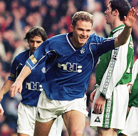 New Rangers No3 Jonatan Johansson insists there could only